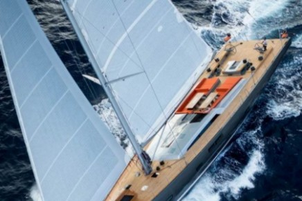 Baltic 115 Nikata. This 115-footer is light and stiff enough to perform well on the race course, inshore and offshore.