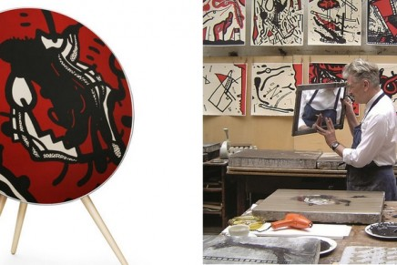 MoMA Exclusive: Bang & Olufsen Beoplay A9 David Lynch Edition