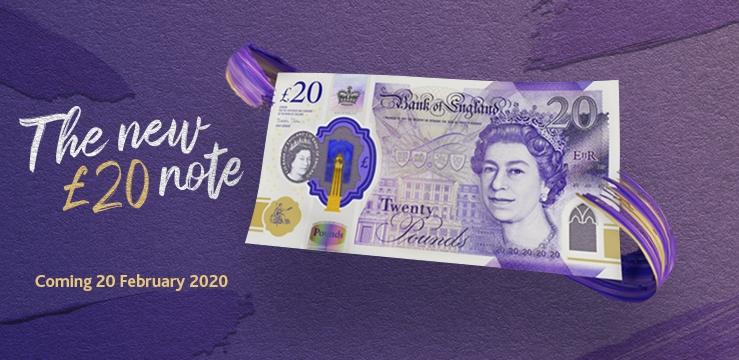 bank of england new bancnote