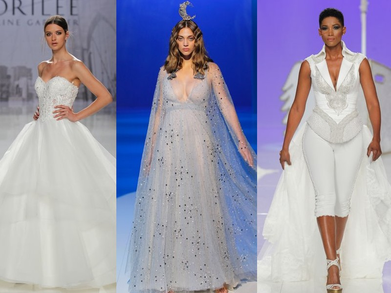 barcelona bridal fashion week-
