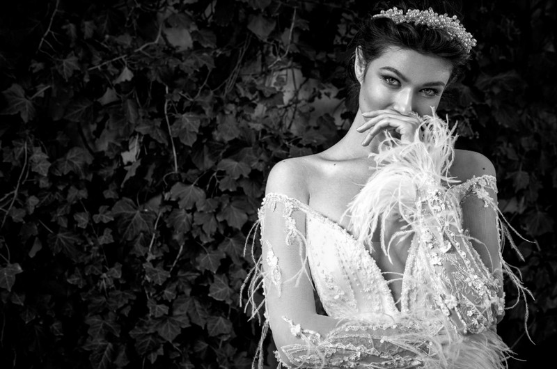 barcelona bridal fashion week-Narin Moda Antalya