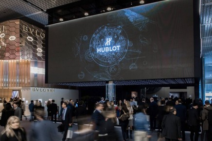2016 Baselworld – the 100th edition. Inspiring new trends: Ladies' watches, classics, tourbillons, and chronographs are in the spotlight this year