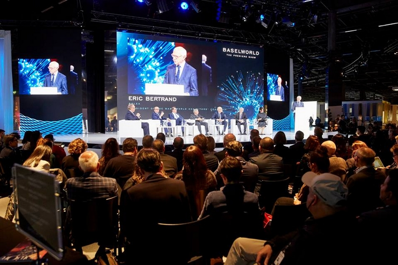 baselworld 2019 press conference