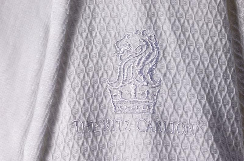 bathrobes luxury hotels