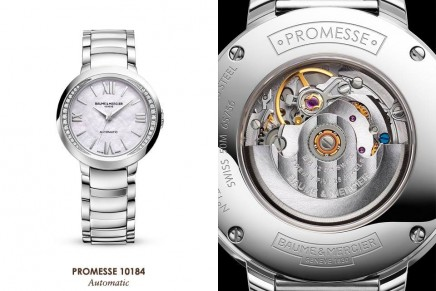 """Baume & Mercier in search for the world's most beautiful """"promise"""""""