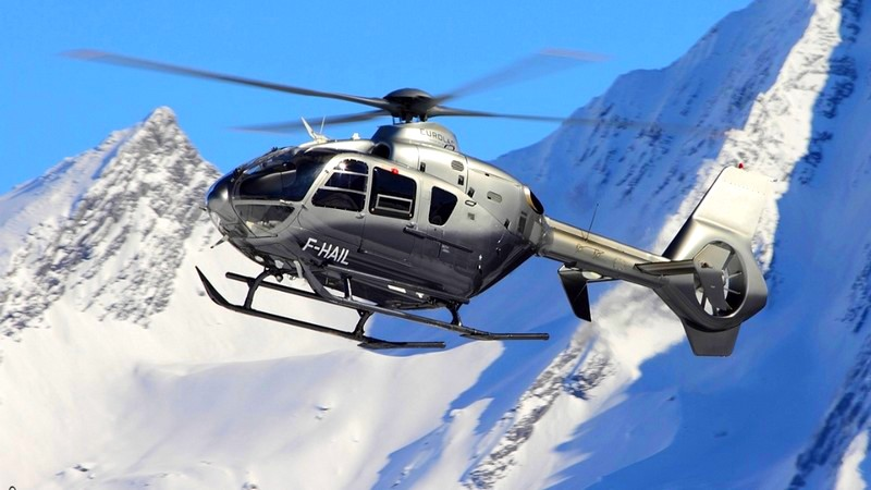 bed & heli concept at four seasons hotel megeve