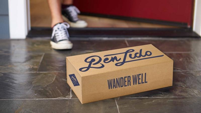 ben lido travel kits wander well--