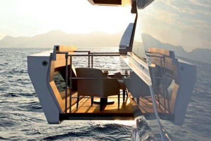 The global market of new boats. Italy is the second largest boat producer in the world. Study.
