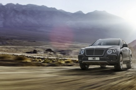Bentley Bentayga: 'Bursting with superlatives'