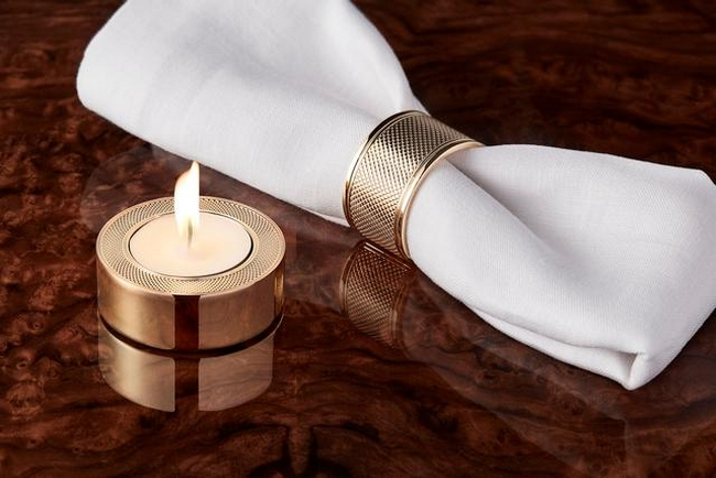 bentley centenary napkin ring