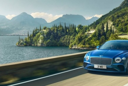 Bentley Continental GT: 'A masterpiece to be approached with awe'