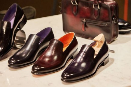 Berluti knows what GIRLS want
