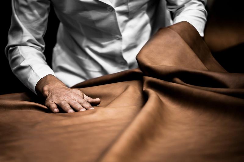 berluti leathers