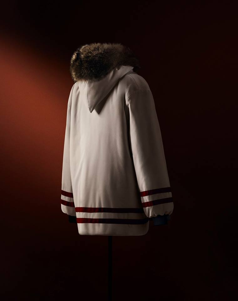 bespoke parka - Canada Goose launches Project Atigi, an exclusive parka collection created by Inuit 14 seamstresses.