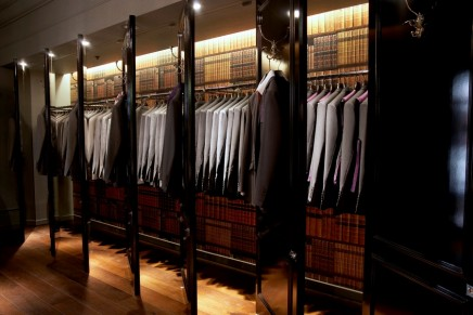 Savile Row tailor fears overseas threat to rich tapestry of tradition