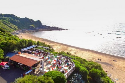 10 of the best beach bars in France