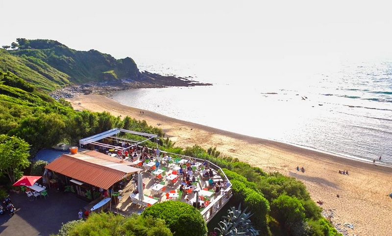 bibam bar Saint-Jean-de-Luz near Biarritz