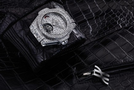 This Hublot bulletproof jacket + watch set is a demonstration of how far can you go in terms of exclusivity