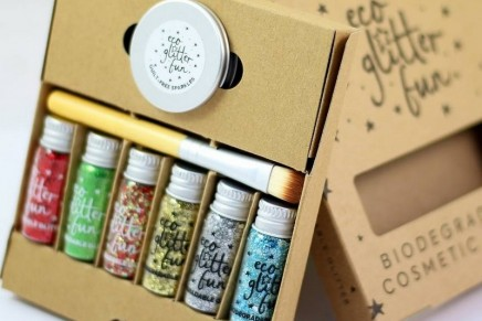 The best eco-friendly glitter