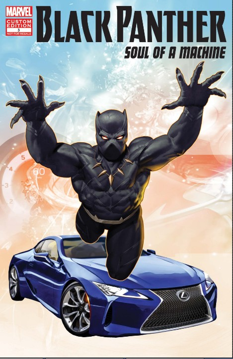 black panther the soul of a machine