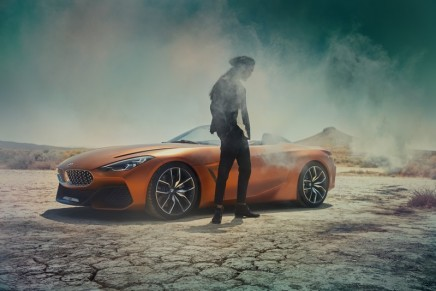 Concept Z4: The new take on a BMW roadster
