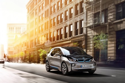 Green Car of the Year 2015 is …