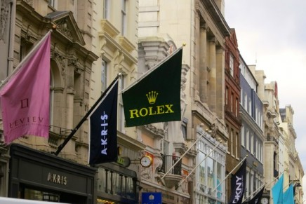 Bond Street: status of UK's most exclusive shopping street under threat
