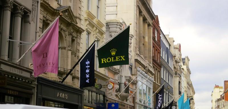 bond street UK London