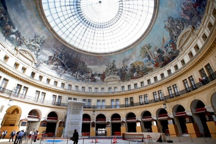 Former Paris stock exchange to be reborn as major new art museum