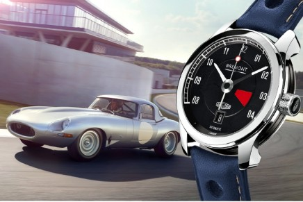 New Bremont Jaguar MKIII captures the E-Type's essence in a wrist watch