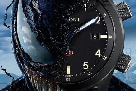 Bremont U-2/51-JET x Artist Adi Granov unleashes Venom
