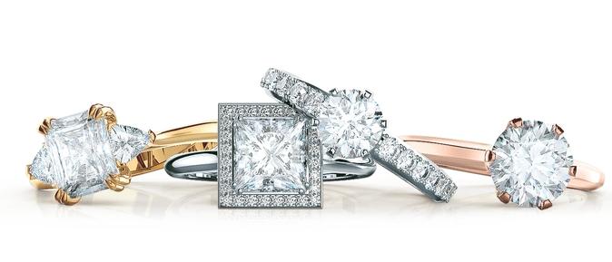 bridal rings lab-grown
