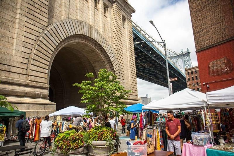 brooklynflea market