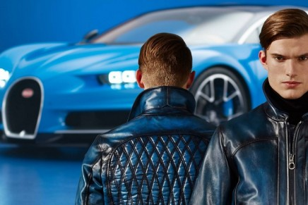 Bugatti is hotting things up with a Chiron special capsule collection