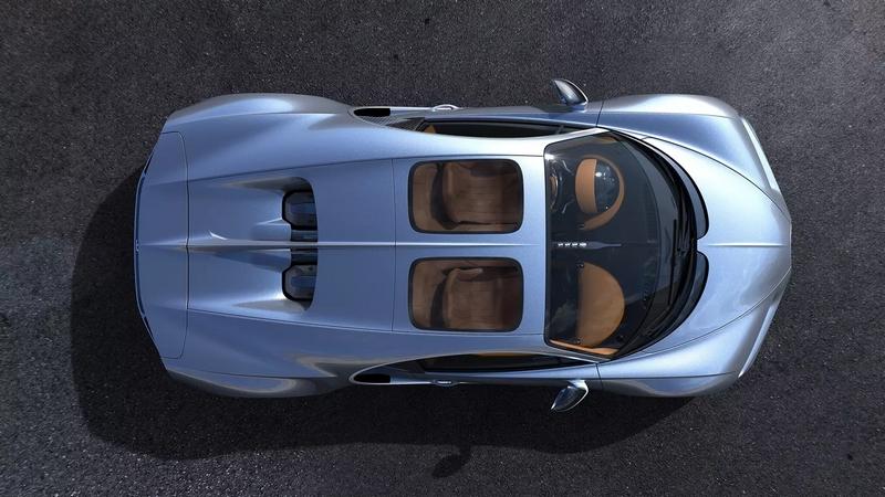 bugatti sky view- 2018