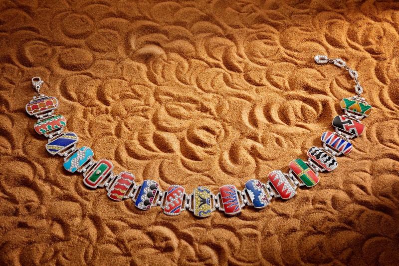 bulgari festa jewelry collection