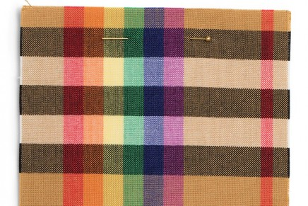 Trenches to rainbows: the story of the Burberry check
