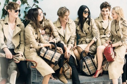 Burberry chief executive sells more than £5m of luxury brand's shares