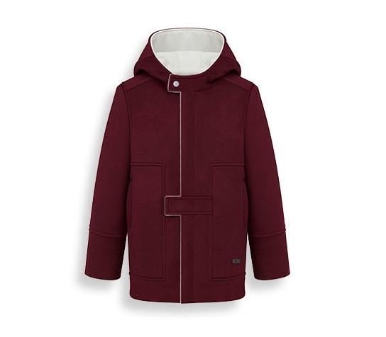 burgundy coat for boys - baby dior 2017 - 2018