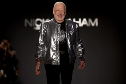 Hello spaceboy – Buzz Aldrin and fashion's other models of substance