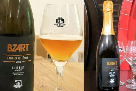 £96 a bottle: the exotic beer that is as expensive as vintage wine