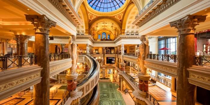 caesars palaca Las Vegas