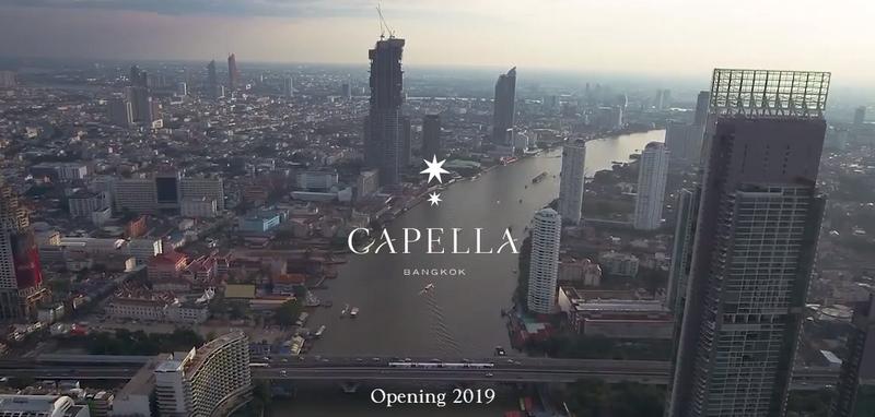 capella bangkok hotel 2019