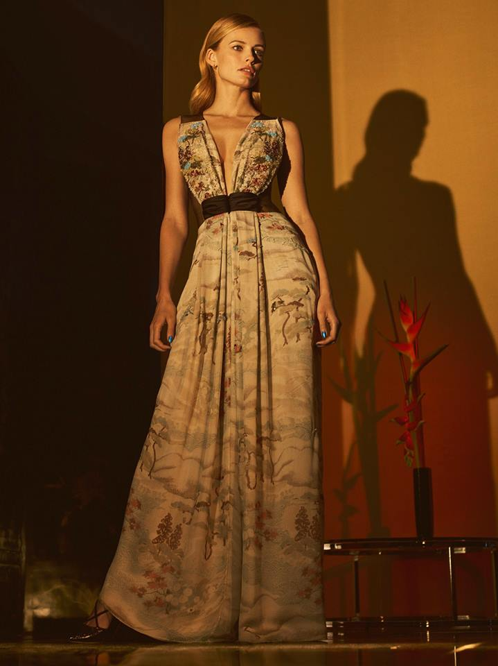 capsule collection that introduces Giorgio Armani's womenswear to NET-A-PORTER