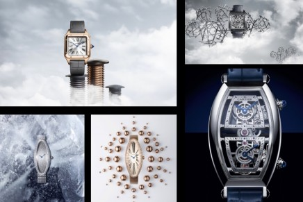 Cartier highlights the idea of constant reinvention at SIHH 2019