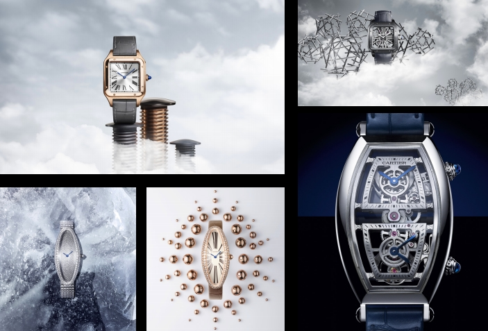 cartier watches at SIHH 2019