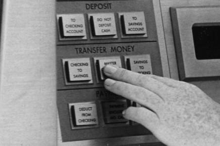 Who invented the cash machine? I did – and all I earned was £10