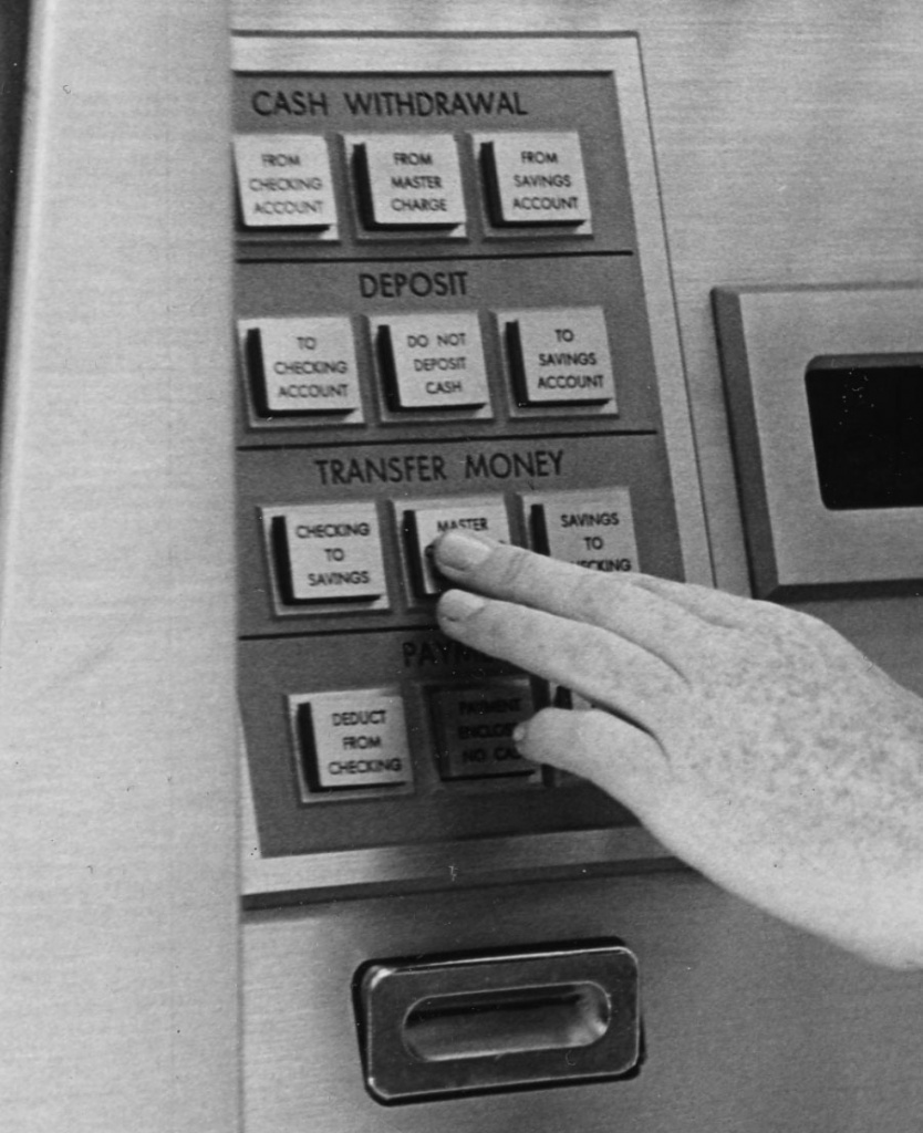 Who invented the cash machine? I did – and all I earned was £10 ...