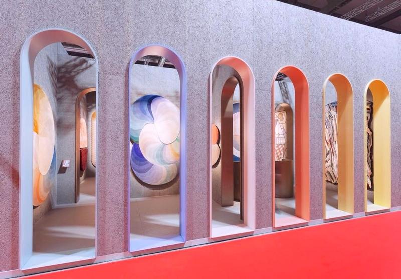 cc-tapis- the Winner of the Salone del Mobile AWARD 2018