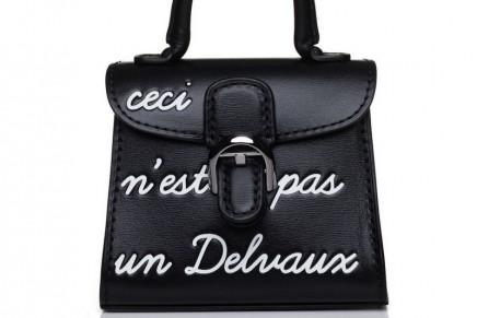 Waffles and whimsy, fries and surrealism: Miniatures Belgitude is a Delvaux blend of humour and savoir-faire